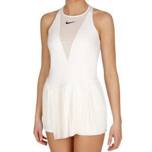 Nike Maria Dri-Fit Pleated Mesh Tennis Dress